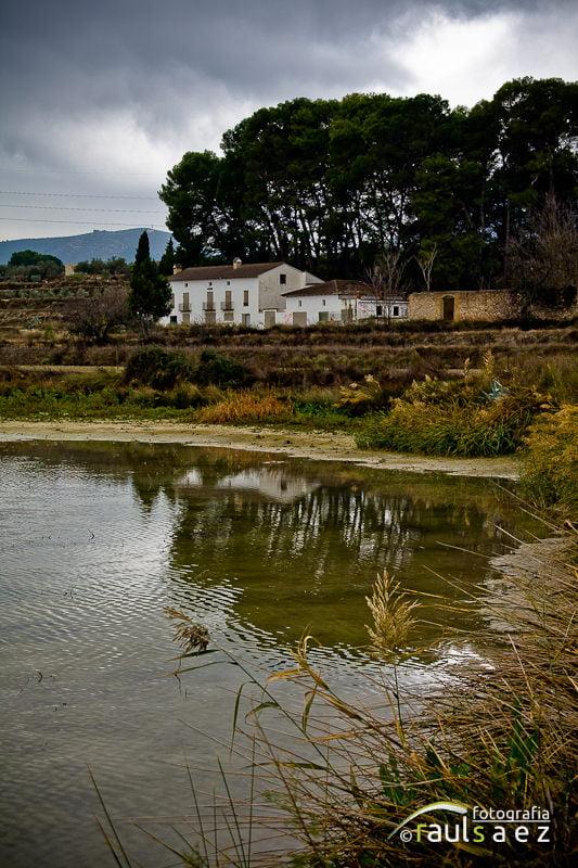 Mas de l'albufera de Gaianes 12