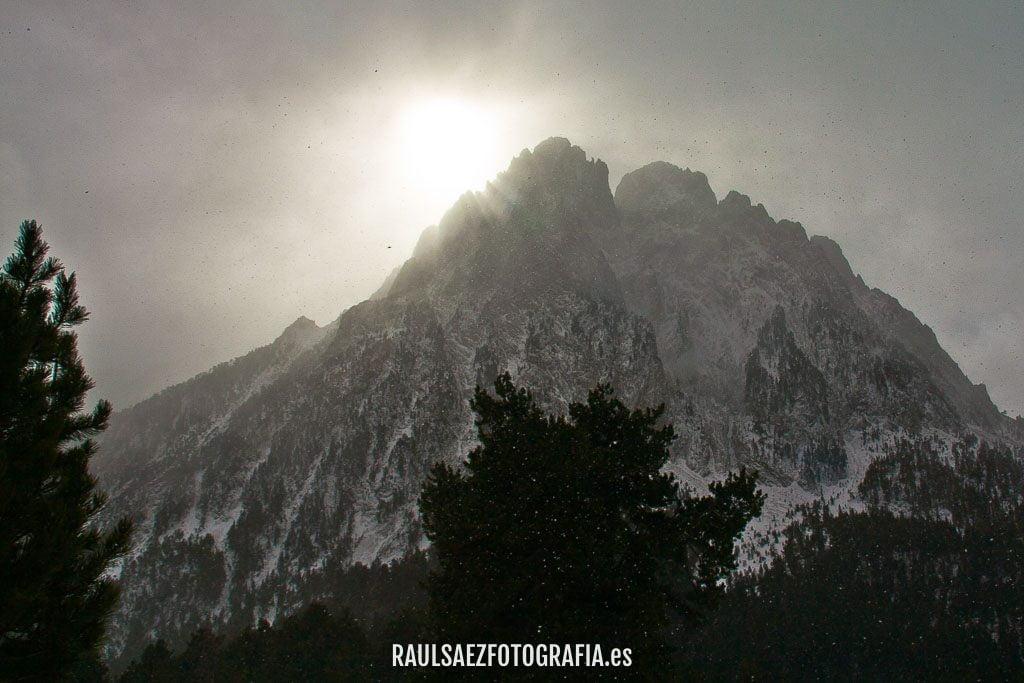 Peñagolosa nevado 8
