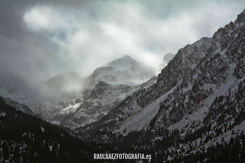 Peñagolosa nevado 7