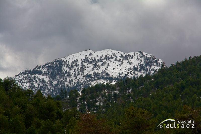 Peñagolosa nevado 1