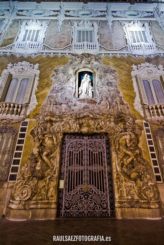 Palacio del Marques de Dos Aguas en Valencia 2