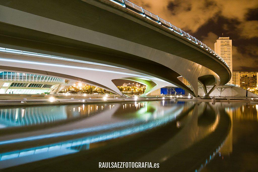 Puentes y lineas de luz 11