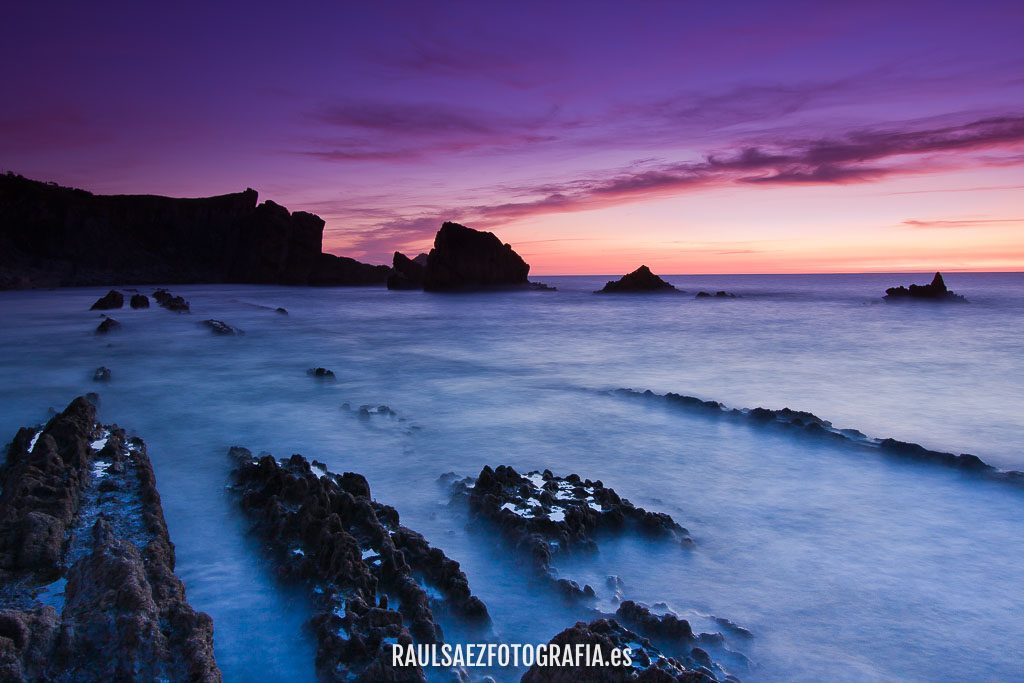 Playa de la Arnia II 1