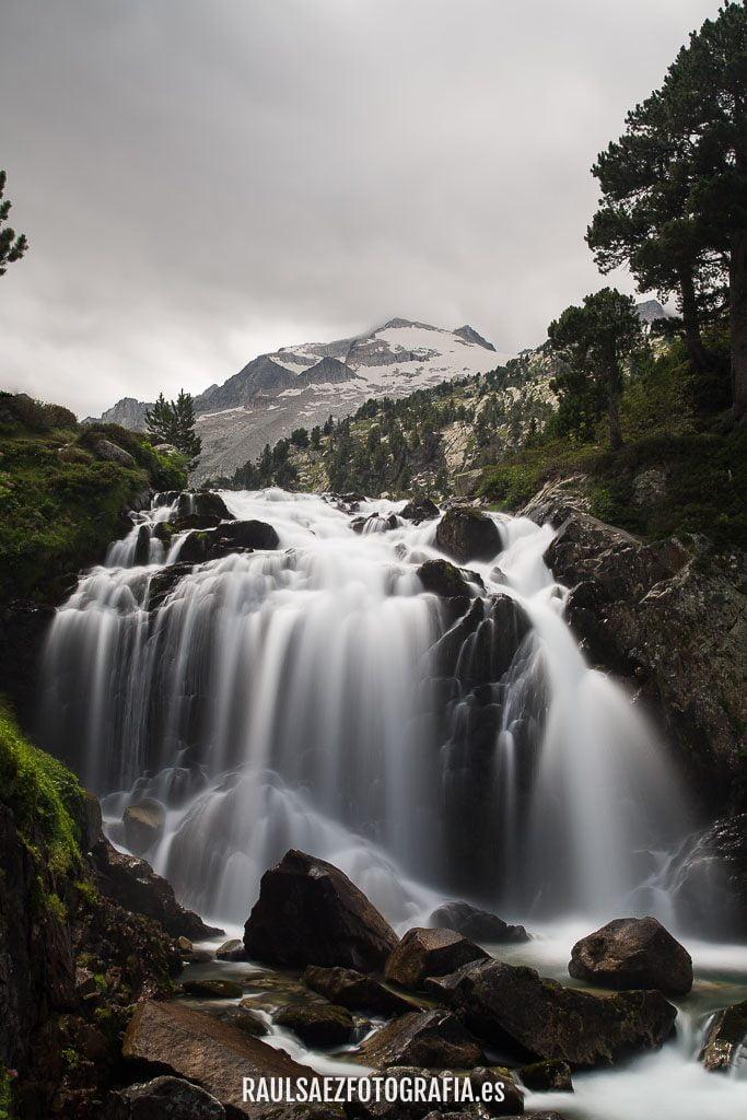 Cascada de Aigualluts 2