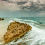 Fuerzas, roca, mar y cielo