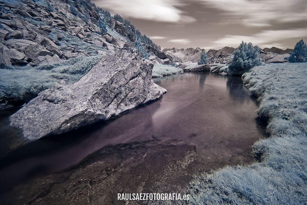 Rio en infrarrojo 14