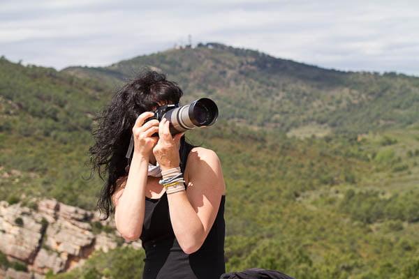 Curso de fotografia privado