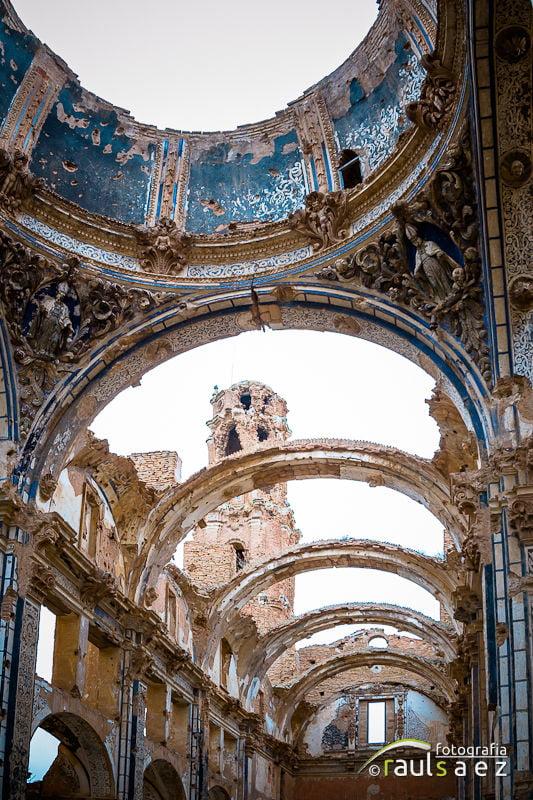 abandono, belchite, iglesia, interior, ruinas-20100321-131728_MG