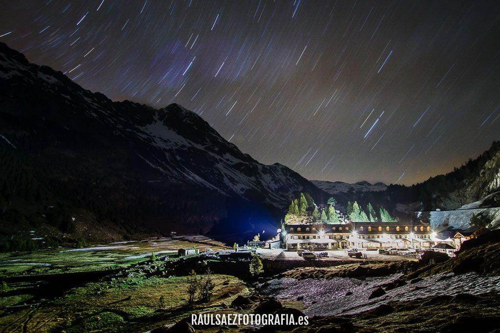 La noche sobre Llanos de Hospital 2