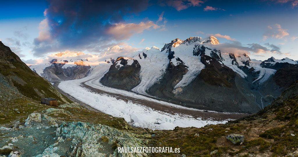 Glaciar del Gorner (Alpes Suizos) 19