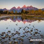 Schwabachers Landing, Grand Teton | Fotógrafo invitado: Rafa Irusta